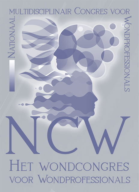 Logo Nationaal multidisciplinair Congres voor Wondprofessionals