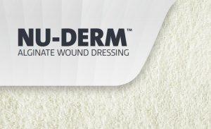 NU-DERM-alginate-wound-dressing
